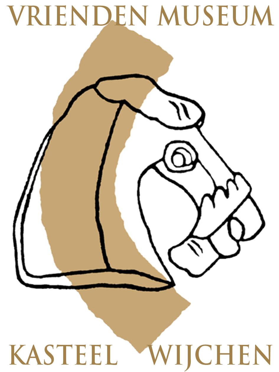 Vrienden Museum Wijchen Logo
