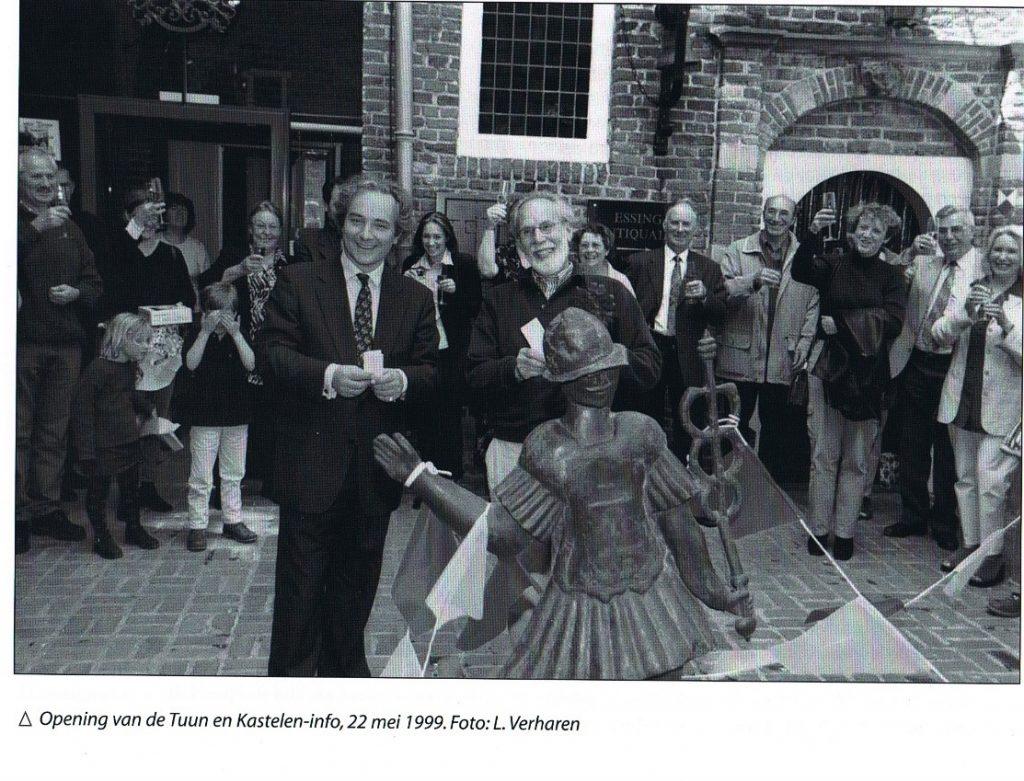 Opening De Tuun - Stichting Vrienden Museum Kasteel Wijchen